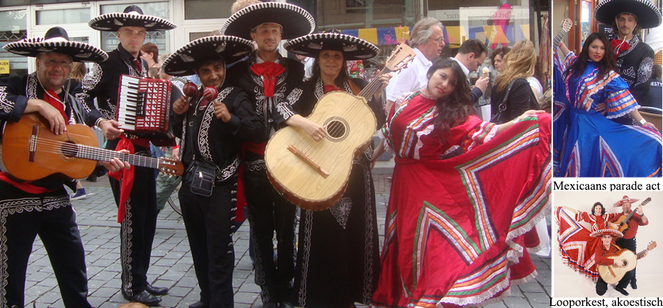 Mariachi band in België